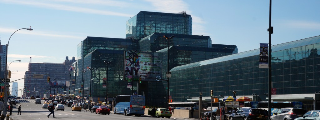 AES NYC 2015 - Jacob Javits Center